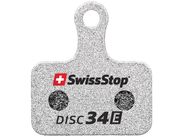 SwissStop Disc 34 E Scheibenbremsbeläge für Shimano Road